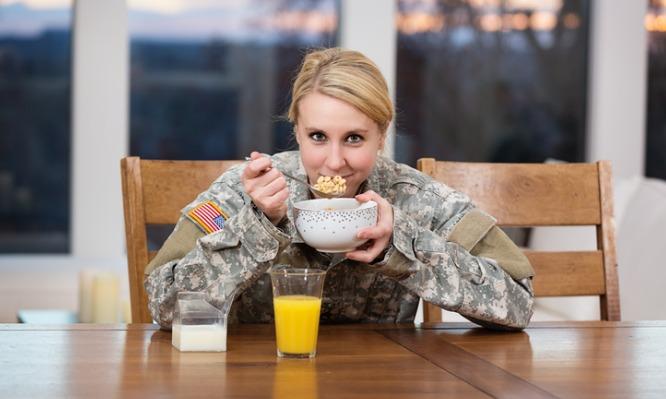 Χάστε 4,5 κιλά σε μια εβδομάδα με τη δίαιτα του στρατιώτη! Αναλυτικό μενού ανά ημέρα