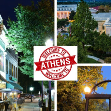 Και όμως δεν υπάρχει μόνο μία Αθήνα! Δείτε πως είναι η Αθήνα της Αμερικής! (video)