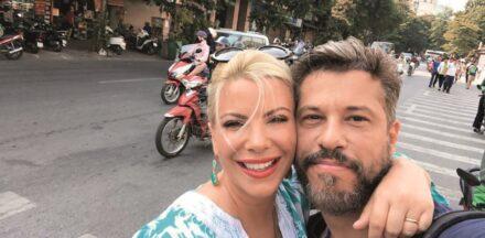 Γιατί ο Χάρης Βαρθακούρης μπλόκαρε την Αντελίνα στο instagram;