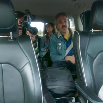 Τα ταξί χωρίς οδηγό βγήκαν στους δρόμους των ΗΠΑ – Εκπληκτικό βίντεο